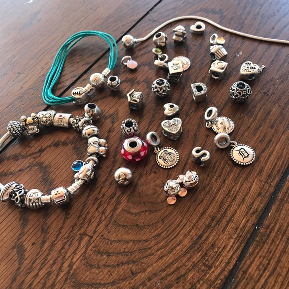 Pandora Jewelry Pandora Charms Bracelets Coming Your Way Poshmark